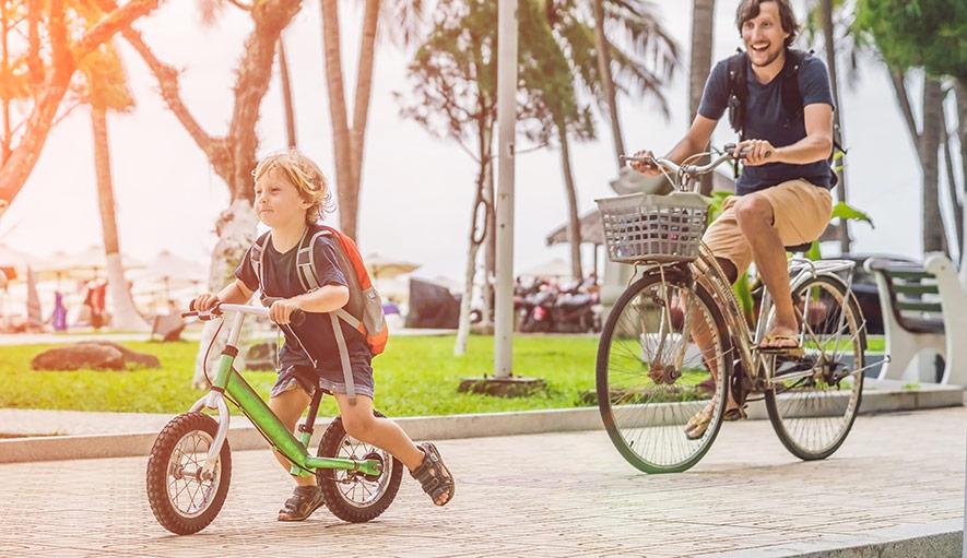 Ta cyklingen från en annan nivå